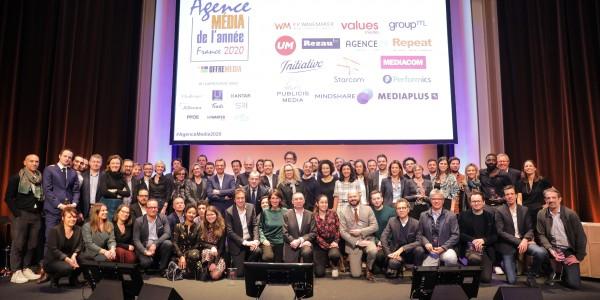 Awards - Prix Agence Media de l'année France by OFFREMEDIA